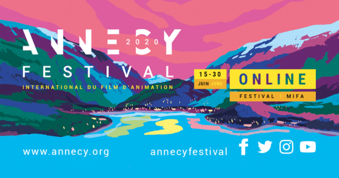Festival International d'Animation d'Annecy 2020